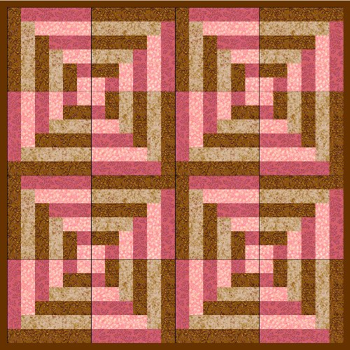 Free Quilt Patterns Using Jelly Roll Strips : jelly roll quilt Archives - FabricMomFabricMom