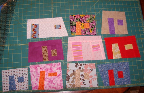 wonky house quilt blocks Archives - FabricMomFabricMom