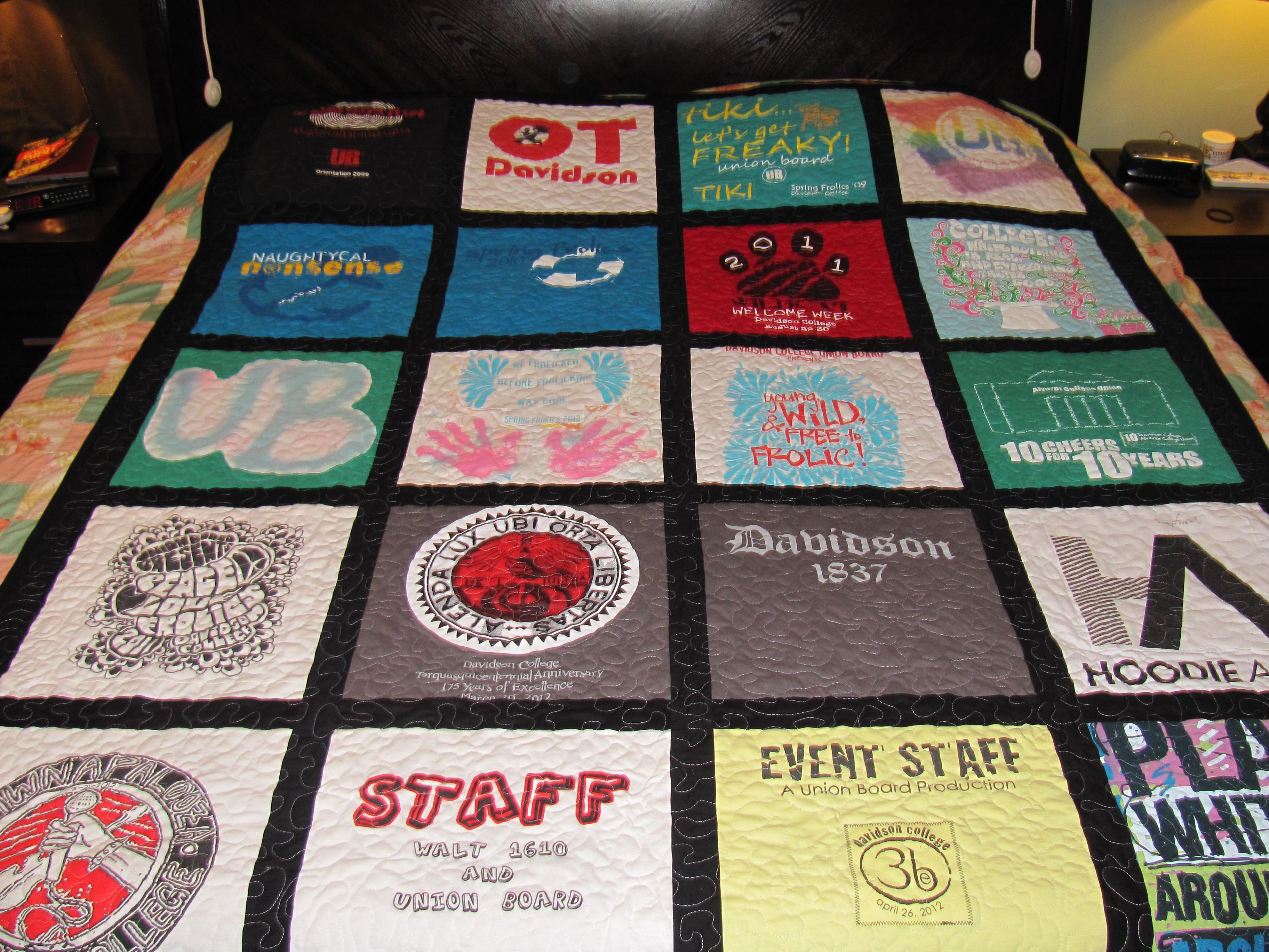 College Shirt Quilt Archives Fabricmomfabricmom